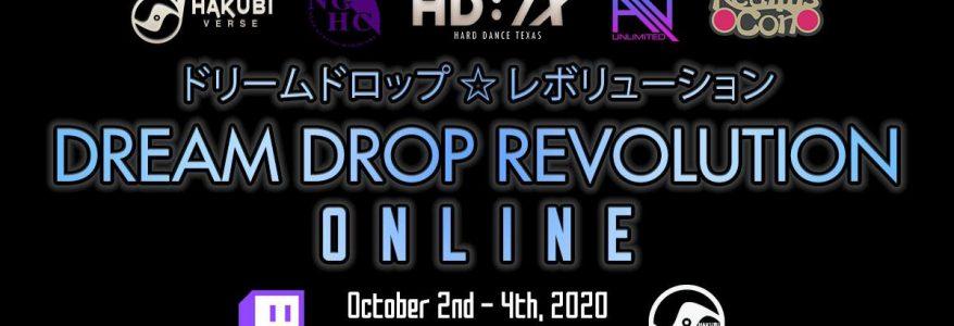 Dream Drop Revolution Online (AnimEDM Virtual Festival)
